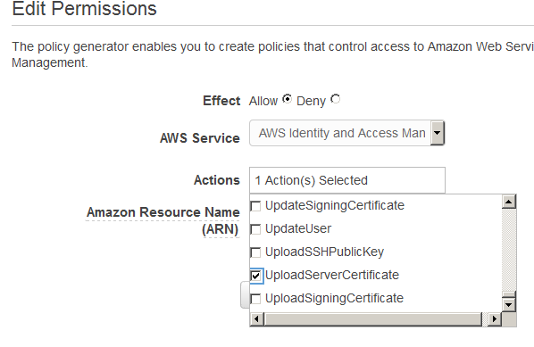 How to setup SSL on Amazon Web Services with Nginx